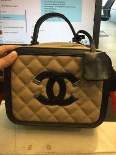 Chanel Bag Vanity Case