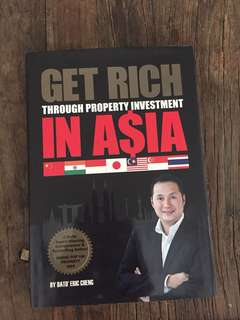 Get rich through property investment in Asia book