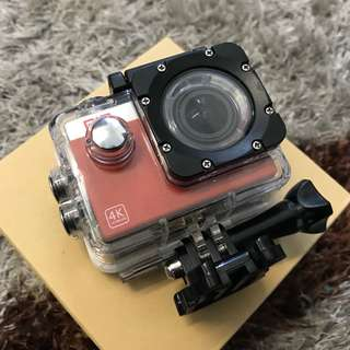 Elecam Explorer S 4K Action cam