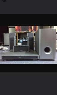 Pioneer XV-DV323 5.1 Home Theater