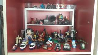 Assorted Collectible toys