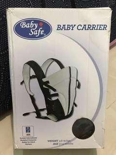 BABY SAFE baby carrier / gendongan bayi