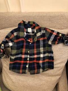 Gap嬰幼兒襯衫