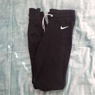 Nike track pants size XS
