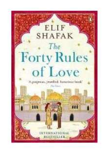 🚚 Forty Rules of Love by Elif Shafak