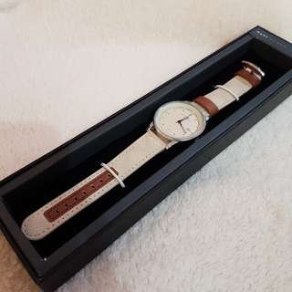 Marc by Marc Jacobs White Watch (imitasi)