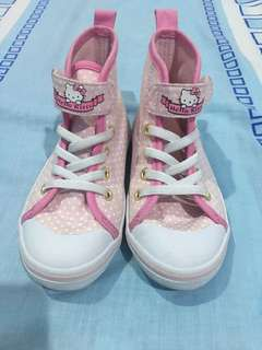 Hello Kitty Sneaker Shoes Size 9