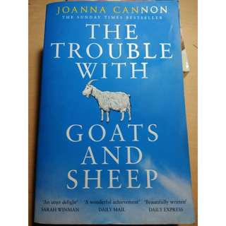 The Trouble with goats and sheep - Joanna Canon