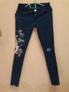 Skinny jeans PnB