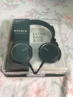 Sony MDR-XB400 Extra Bass Headphones