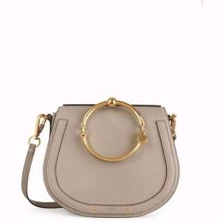 Chloe Medium Nile Bracelet bag