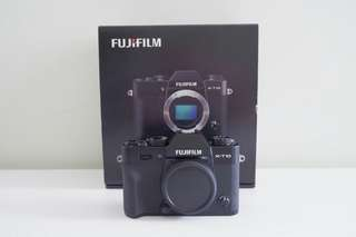 Used Fujifilm X-T10 Body