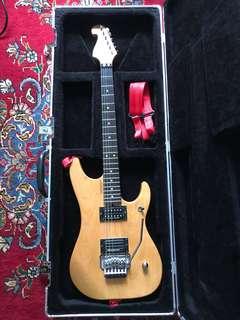 Washburn N4 Swamp Ash electric guitar