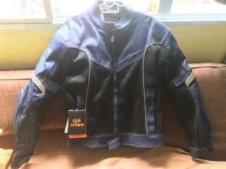 IZ-2 MOTORCYCLE RIDING JACKET