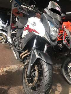 Used Honda CB400X For Sale!! COE Expiry Date: 05 February 2024