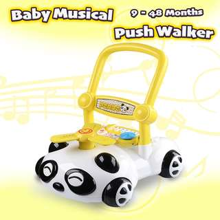 🚚 Baby Learn To Walk / Push Walker / Musical Buttons