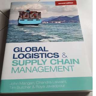 Global Logistics and Supply Chain Management 2nd Edition