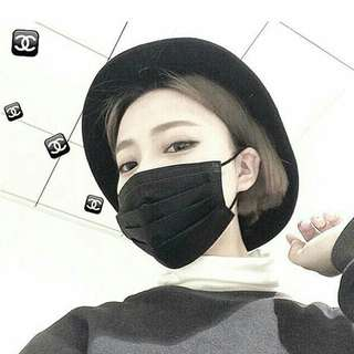 [READYSTOCK] BLACK MASK