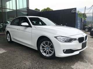 2014 BMW 320i 2.0 Luxary Spec Unregistered