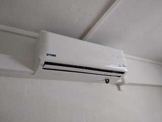Unused: York System 3 Aircon Set for Sale