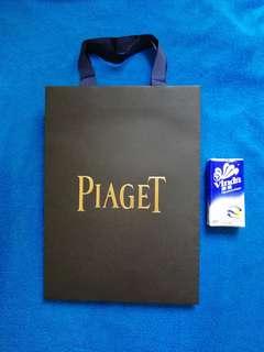 PIAGET 伯爵紙袋