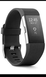 BN fitbit charge 2 (New brand Sealed) worth $244 band can be changed
