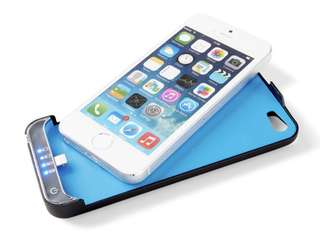 iPhone 5/5s/SE battery charger case