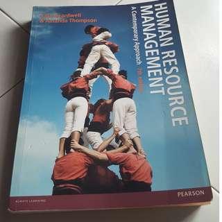 Human Resource Management, 7th edition