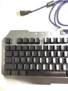 Computer Keyboard/Keyboard/with light/Accessories