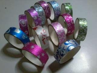 Washi tape wd design choose 10 design