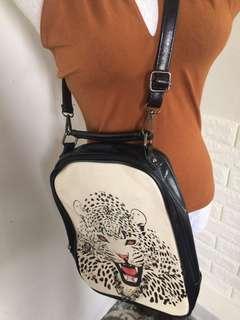 2 way bag sling/backpack
