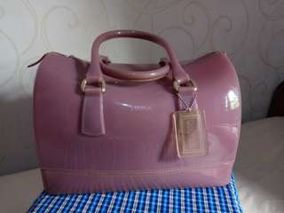 Tas Furla Candy Bag Authentic Preloved