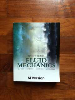 Fluid Mechanics Seventh Edition (SI Version)