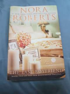 'The Last Boyfriend' by Nora Roberts