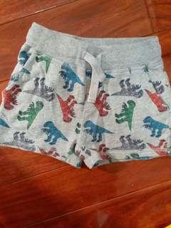 🚚 恐龍短褲