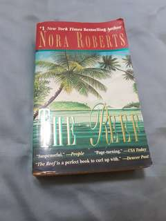 'The Reef' by Nora Roberts