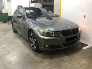 WEEKLY $420 BMW 320i 2.0A COMES ALONG WITH 3-8 DAYS FOC RENTAL!
