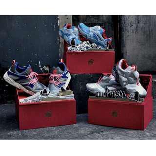 PUMA X LE Collectors' Pack