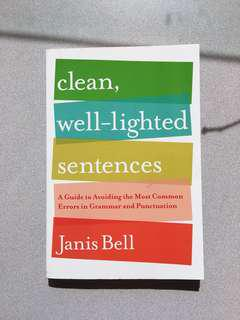 (全新) Clean, well-lighted Sentences