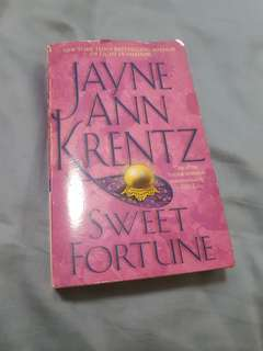 'Sweet Fortune' by Jayne Ann Krentz