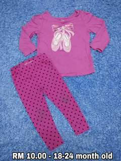 18-24 month old - Kids Cloth Baby Girl