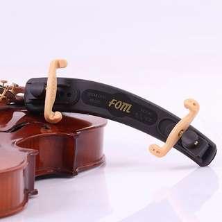 Shoulder rest for violin