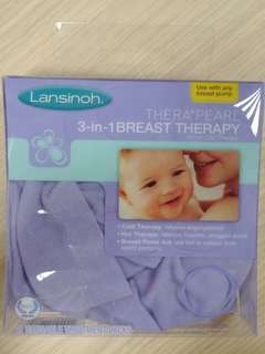 Lansinoh Therapearl 3-in-1 breast therapy packs