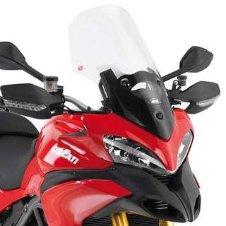2010-2012 Multistrada Givi Touring Windshield