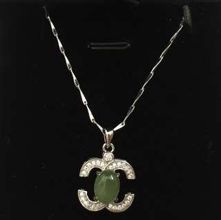 Necklace 頸鏈連吊咀,購自國內,原價$3000