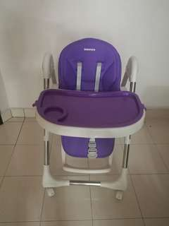 Baby Luxury Dining Chair