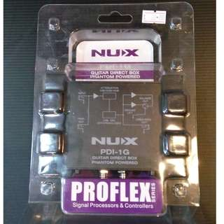 NUX-  PDI-1G Direct Box