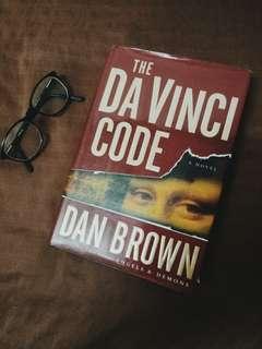 Davinci code (hardbound)