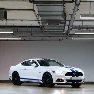 FORD MUSTANG 5.0 GT (2016)