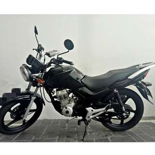 GSS SALE CB125! BLACK/BLUE $2700 NEGO!!! FAST Transact! Cash Only! Rideaway Condition! COE 2022
